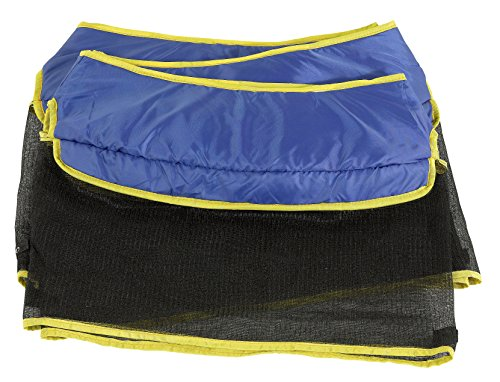 Blue-Trampoline-Safety-Pad-fits-for-My-First-Lil-Roo-55-Inch-Trampoline-and-Enclosure