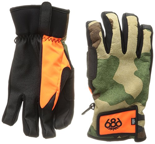 686 Men's Authentic Surface Pipe Gloves