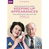 Keeping Up Appearances (Complete Collection - Series 1-5) - 8-DVD Box Set ( Keeping Up Appearances - Series One - Five (40 Episodes) )