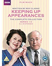 Keeping Up Appearances: Series 1-5 (5 Dvd) [Edizione: Regno Unito] [Edizione: Regno Unito]