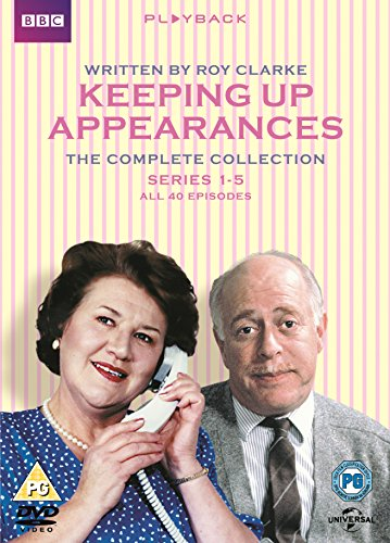(Keeping Up Appearances - The Complete Collection DVD [2013] [Region2] Requires a Multi Region Player)
