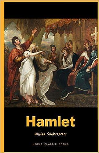 Amazon com: Hamlet: : Hamlet Book by William Shakespeare