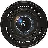 Fujifilm XC 16-50mm f/3.5-5.6 OIS II Lens (Silver) - International Version (No Warranty)