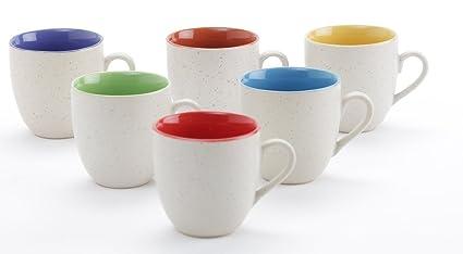 SellnShip Tea or Coffee Cups, 220ml (Set of 6)