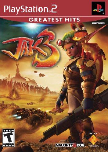 Jak 3 PlayStation 2