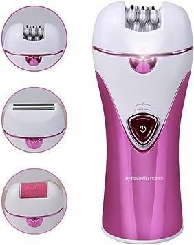 Healifty Afeitadora eléctrica para mujeres 3 en 1 Bikini Area ...