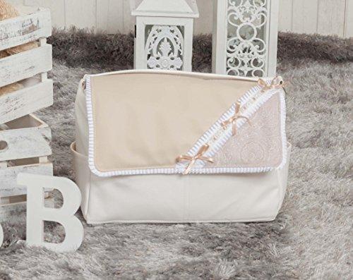 Babyline Bombón - Bolso, color gris Beige