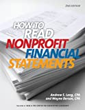 img - for How to Read Nonprofit Financial Statements book / textbook / text book