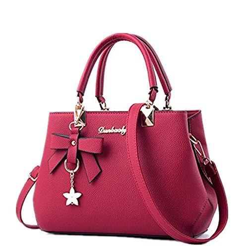 Women Fashion Handbags Designer Purses Ladies Tote Bags for Women PU Leather Shoulder Bags Crossbody Bag