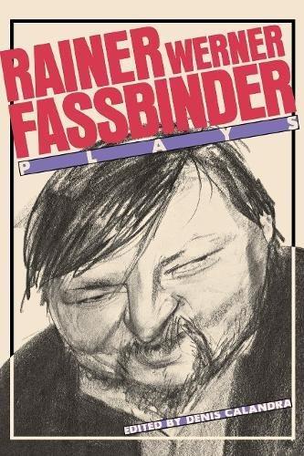 Fassbinder: Plays (PAJ Books) pdf epub