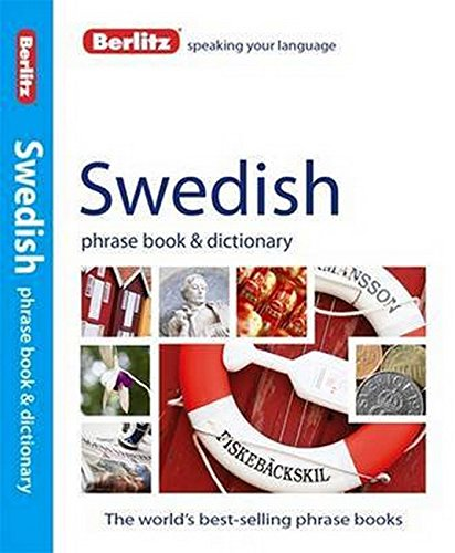 Berlitz Swedish Phrase Book & Dictionary by imusti