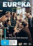 Eureka Season 4 | 6 Discs | NON-USA Format | PAL | Region 4 Import - Australia