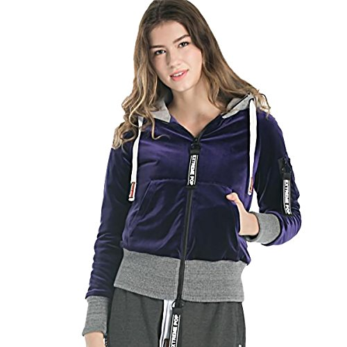 Extreme Pop Purple Pop Donna Extreme Giacca dqffFw4n