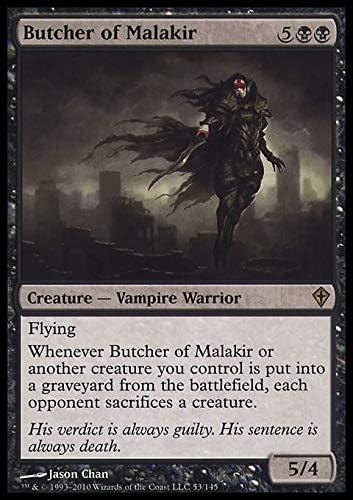 Magic Commander 2015-1x Butcher of Malakir
