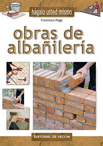 Obras de albañilería (Spanish Edition) by [Poggi, Francesco]