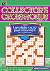 Collector's Crosswords 120 Sunday-size puzzles, including many thematic crosswords. Outstanding puzzles ranging from 1-star to 3-star to suit all levels of solvers.