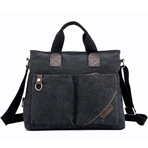 M paquete/bolsa de lona de negocios/bolso de bandolera/bolso de los hombres/maletín/La bolsa de mensajero/paquete de ocio/mochila-A D