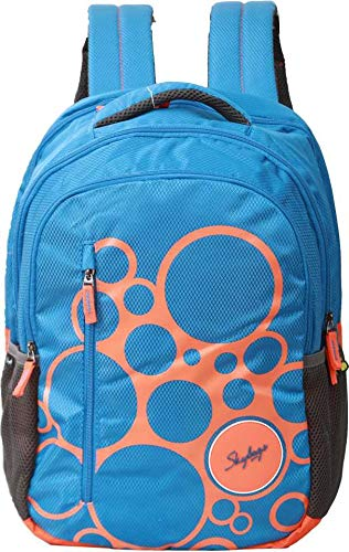 Skybags New Neon 30 L Backpack  Blue
