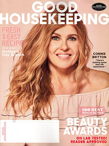 Good Housekeeping Magazine May 2017   Connie Britton