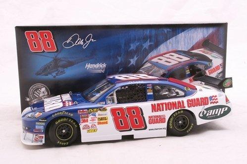 (Action GM Dealers 1/24 Dale Earnhardt Jr. #88 National Guard 2008 Impala SS)
