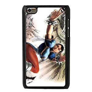 The best gift for Halloween and Christmas iPod 4 Case Black Ultra Street Fighter IV Chun-Li RPR1733494