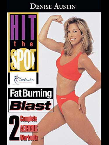 Denise Austin: Hit the Spot - Fat Burning Blast: 2 Complete Aerobic Workouts