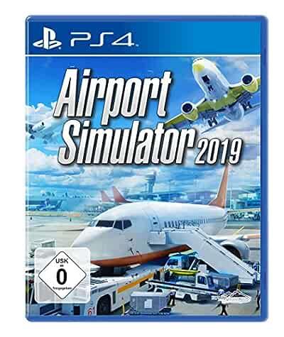 Amazon.com: Airport Simulator 2019 (PlayStation PS4): Video ...