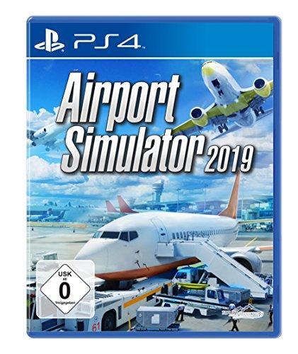 Airport Simulator 2019 (PlayStation PS4)