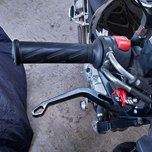Kupplung Motorrad Für Suzuk Gsf650 Bandit 2007 2009 Bandit 650 2007 2015 Gsf1250 Bandit 2007 2015 Bremshebel Motorrad Hebel Schwarz Auto