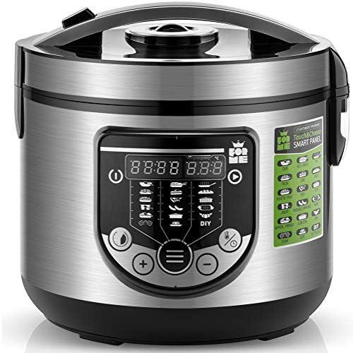 Forme Robot de Cocina Multifunción Capacidad 5 litros Programable ...