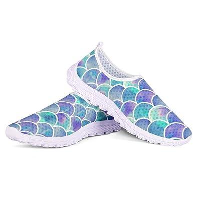 Amazon.com: KiuLoam - Zapatillas deportivas para mujer con ...