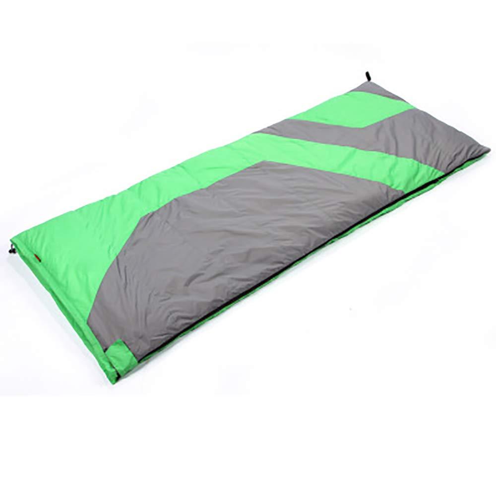 lo último MHOLR Abajo Tipo de sobre Ligero Ligero Ligero Saco de Dormir Adulto Saco de Dormir Doble Acampar al Aire Libre,verde  edición limitada en caliente