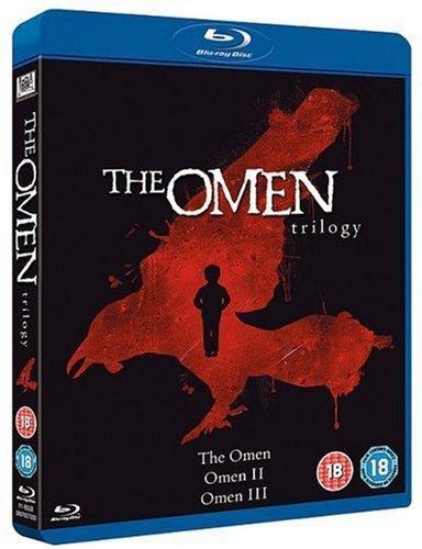 Blu-ray : Omen Trilogy: Boxed Set