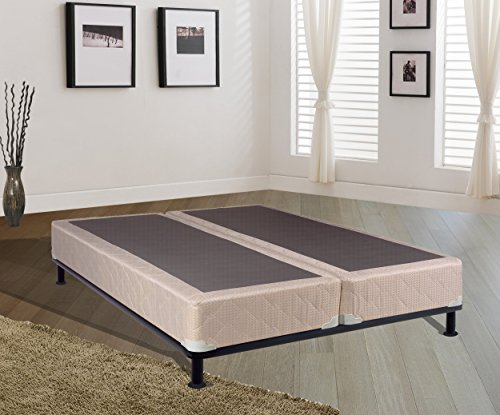 Spring Sleep 8'' Hollywood Collection Fully Assembled Box Spring for Mattress, Twin X-Large by Spring Sleep