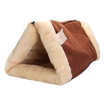 Amazon.com: FTXJ_Cama para mascotas, para perro, gato, jaula ...
