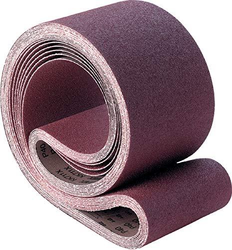 120 Grit 42 Length x 1 Width Pack of 10 42 Length x 1 Width PFERD Inc. PFERD 49098 Benchstand Abrasive Belt Aluminum Oxide A