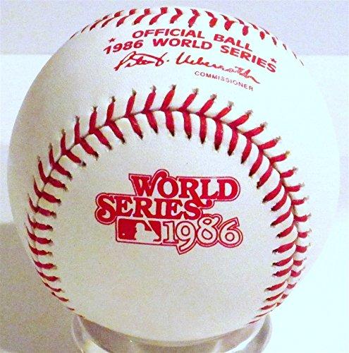 Official World Series Baseball - Rawlings 1986 Official World Series Game Baseball