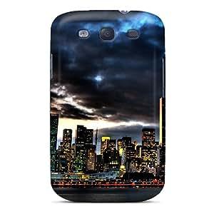 WDLPnzj19396PQepV Case Cover, Fashionable Galaxy S3 Case - New York