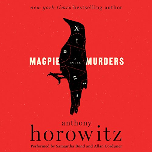 Magpie Murders: A Novel Audiobook [Free Download by Trial] thumbnail