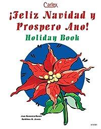 ¡Feliz Navidad y Prospero Ano! Holiday Book