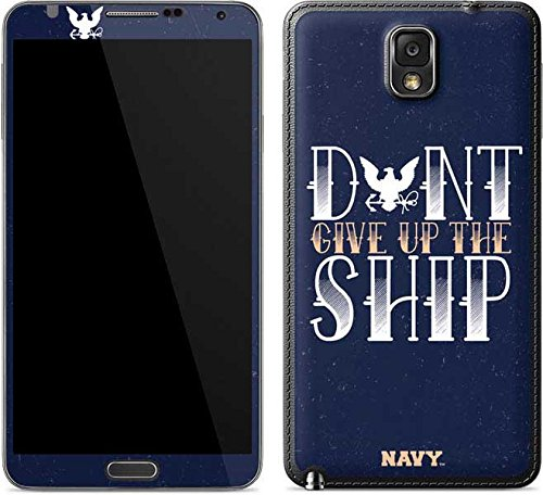 (US Navy Galaxy Note 3 Skin - Dont Give Up The Ship Vinyl Decal Skin For Your Galaxy Note 3)