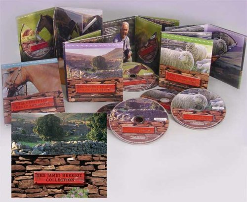 The James Herriot Collection by Macmillan Audio