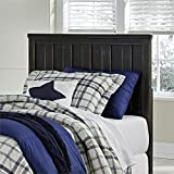 Ashley Furniture Signature Design - Jaysom Youth Twin Panel Headboard - Children's Casual Bedroom Bedset - Black