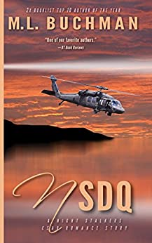 NSDQ (The Night Stalkers CSAR Book 1) by [Buchman, M. L.]