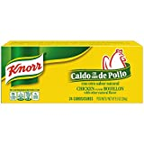 Knorr Cube Bouillon, Chicken, 9.3 oz, 24 ct, Pack of 36