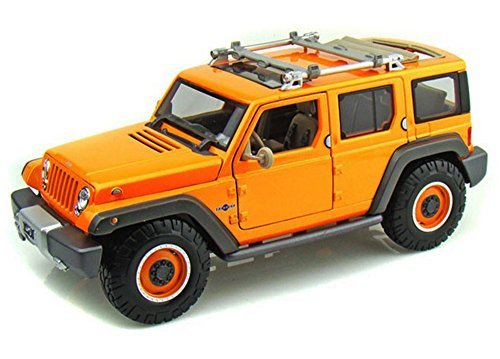 Jeep Rescue Concept SUV, Orange - Maisto Premiere 36699 -...