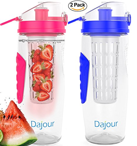 Infuser Bottle Sports Flavor Infusion