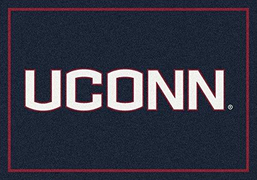 Connecticut Huskies (UCONN) NCAA Milliken Team Spirit Area Rug (3'10