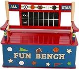 All Star Sports Kid's Storage Bench