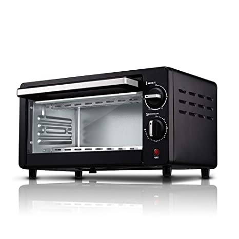 Mini horno cocina, mini horno eléctrico parrilla, mini horno negro ...